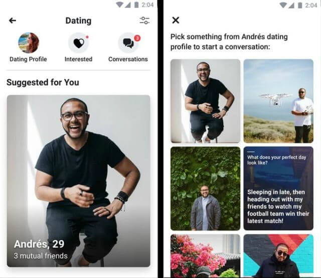 Dating Facebook officially launches in Canada