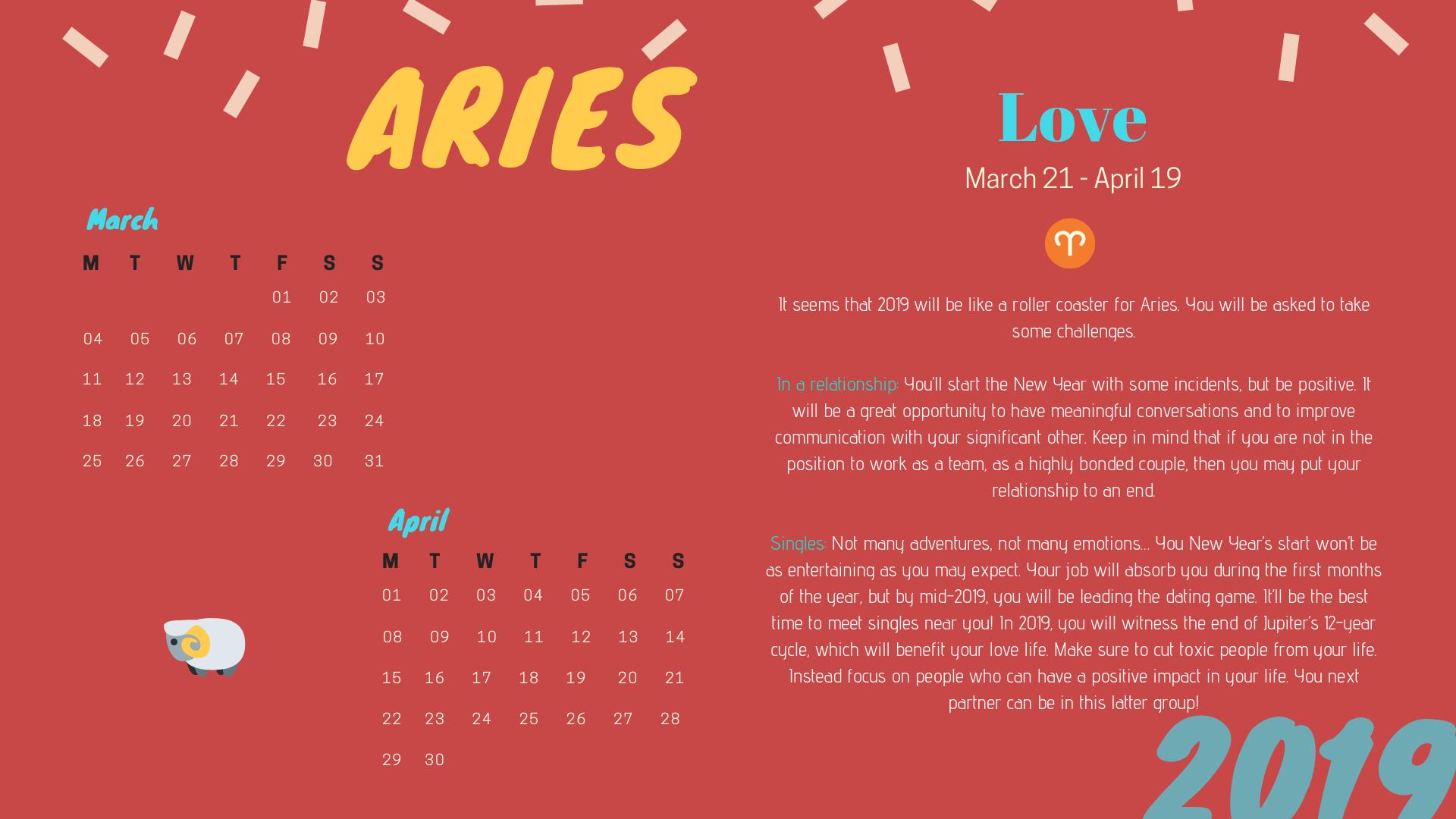 Horoscope: Find love in 2019!