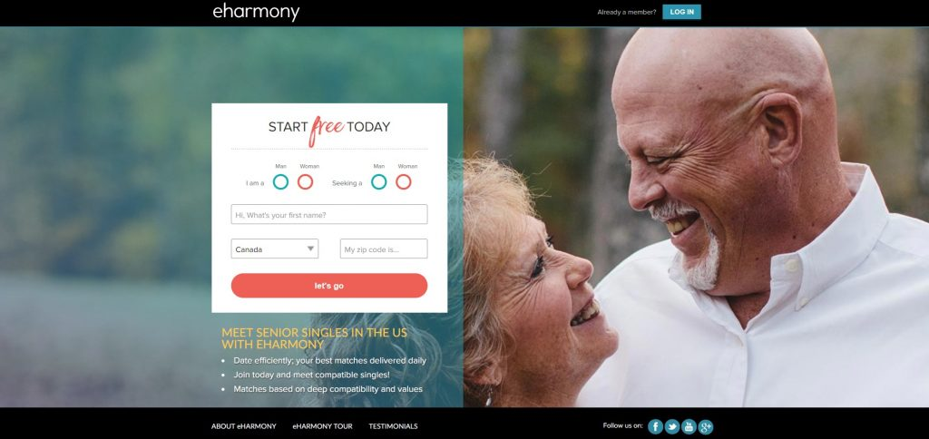 Senior Dating US