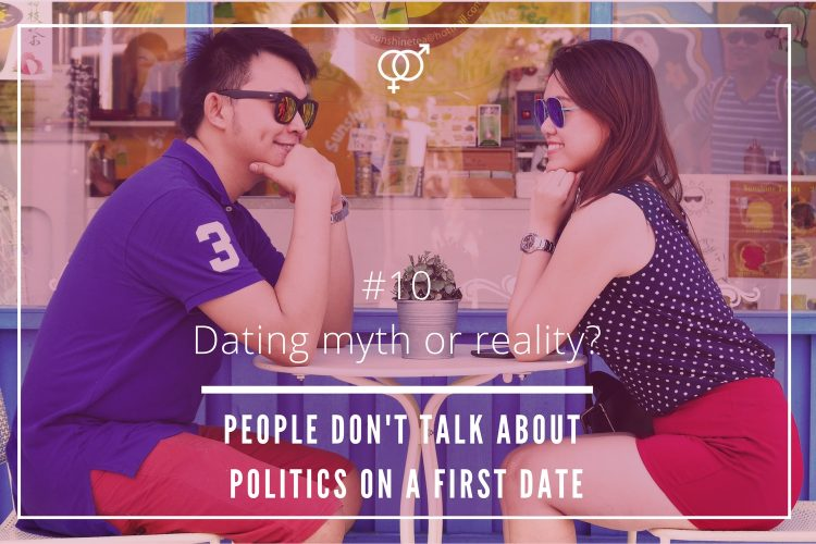 Dating people topic