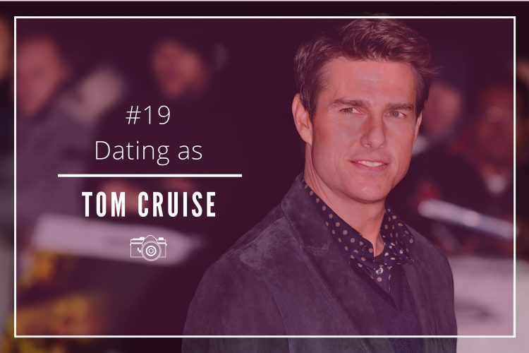 dating tom cruise