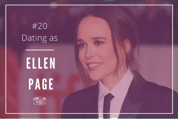 dating as ellen page
