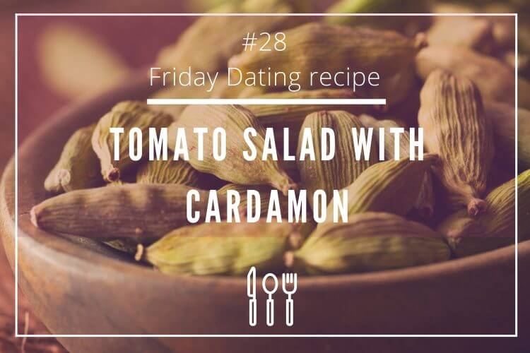 friday dating recipe cardamon