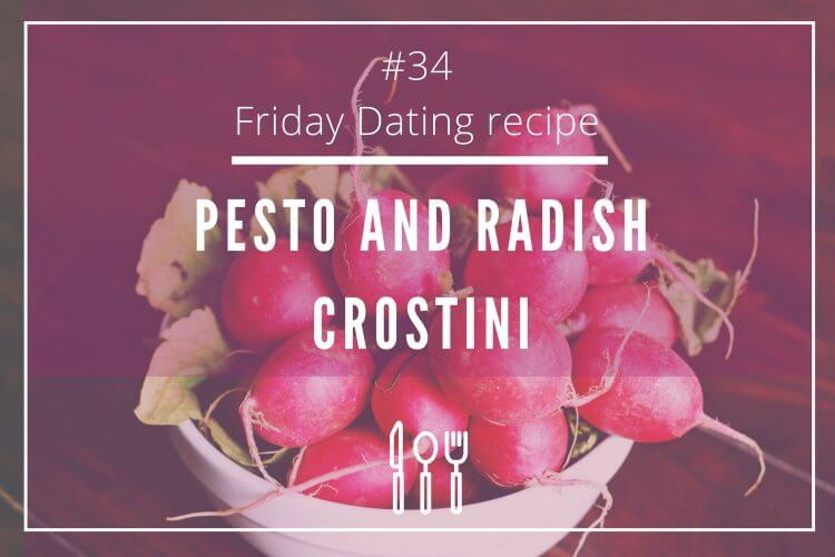 friday dating recipe radish