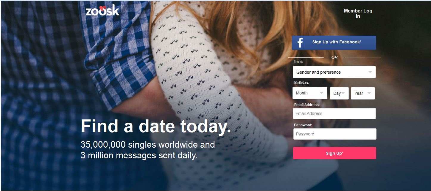 zoosk subscription cost