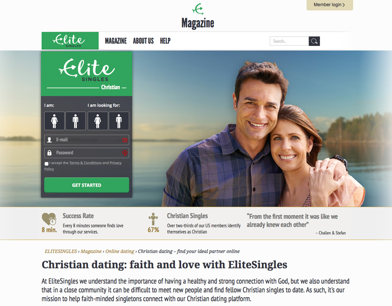 Christian dating by denomination