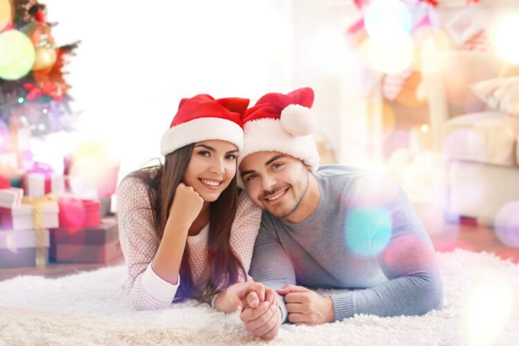 Tips to survive your first Christmas as a couple