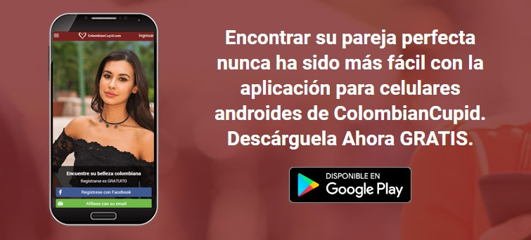 colombian cupid app