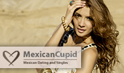 Web de citas MexicanCupid