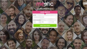 Sites de rencontre: Meetic