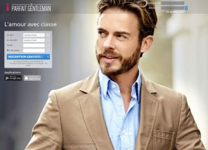Sites de rencontre: Le Parfait Gentleman