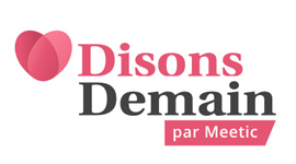 Top 3 : DisonsDemain par Meetic