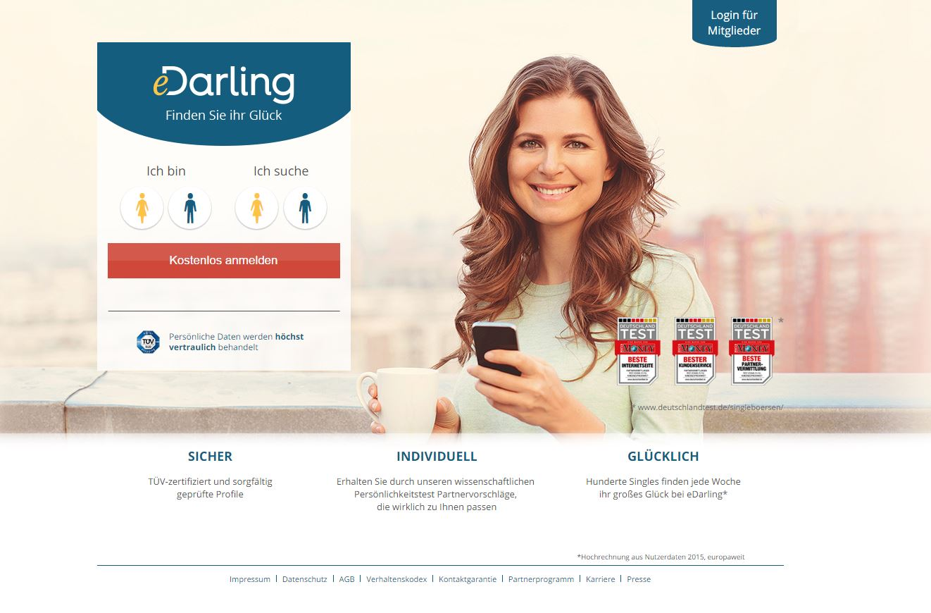 Beste Senioren Dating-Websites