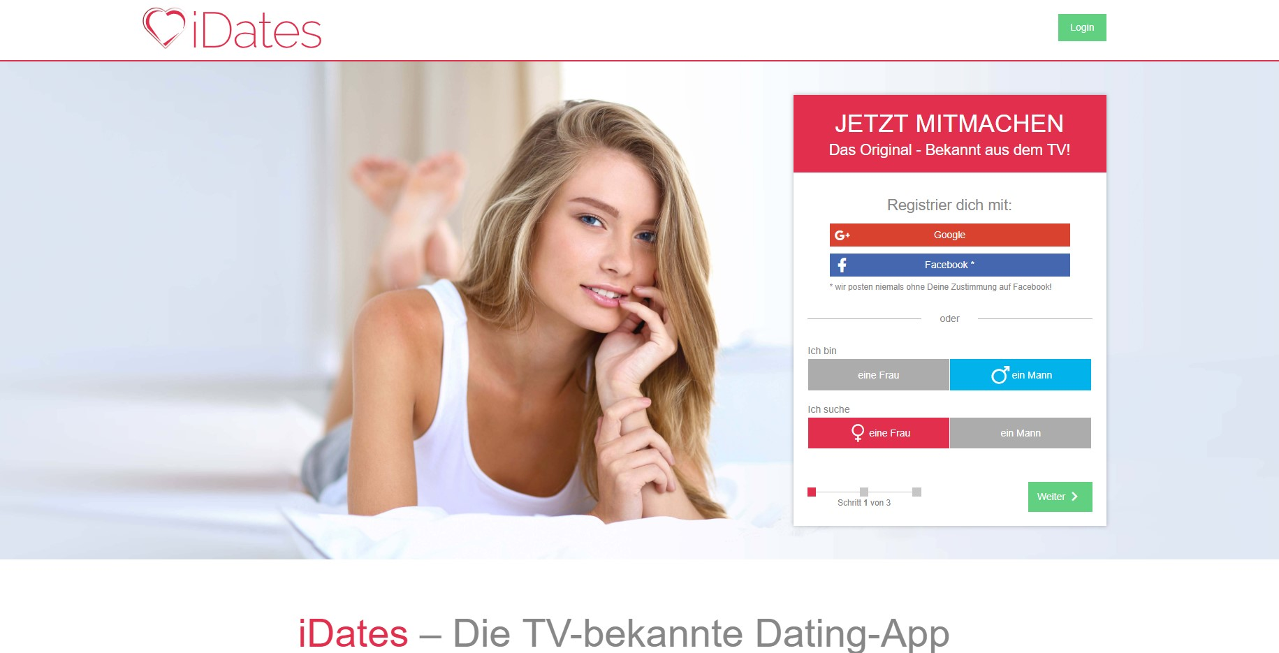 Qualität der online-dating-sites
