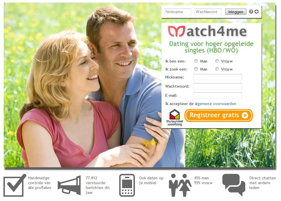 Zoek alle dating sites voorbeeld Headlines voor dating sites